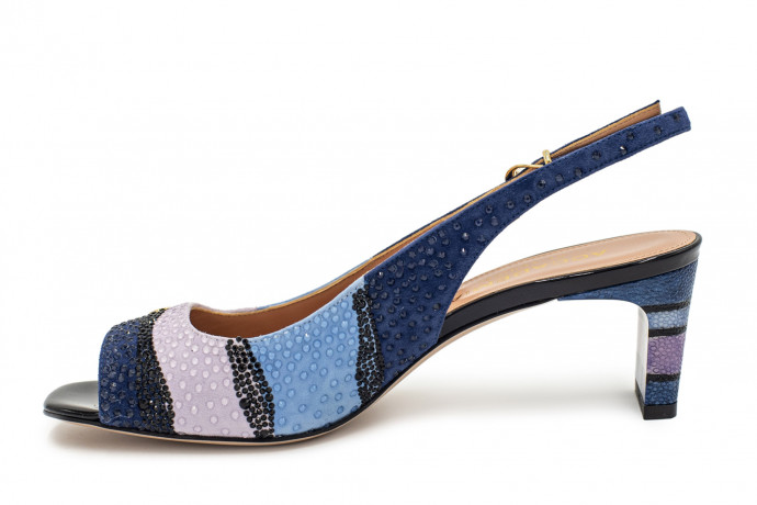 Босоножки на каблуке Accademia