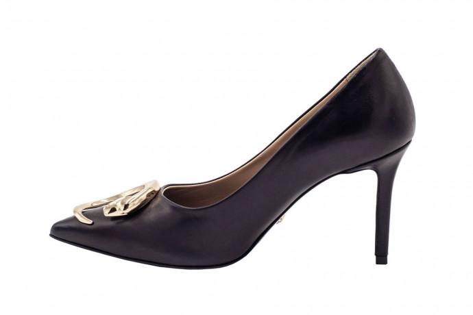 Кожаные туфли-лодочки Cavalli Class