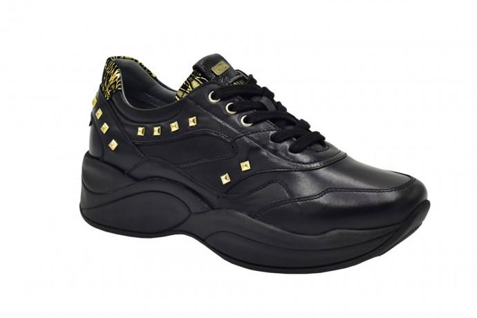 Кожаные кроссовки Nero Giardini